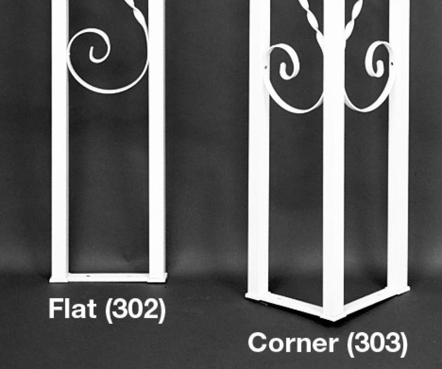 Aluminum Tubing Sizes >> Series 600: Decorative Columns: Superior Aluminum