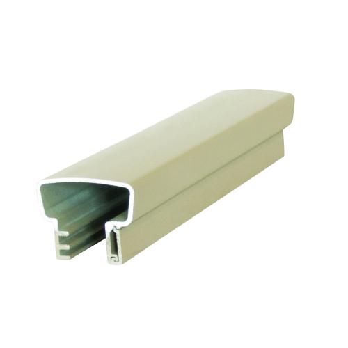 Series 9000 Aluminum Railing: Parts List: Aluminum Railing