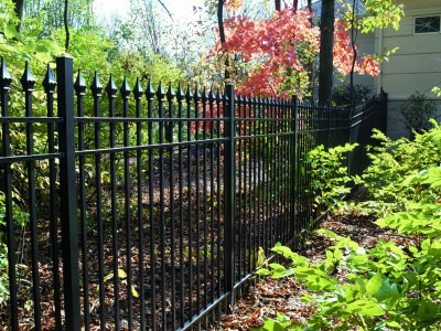 Series 7000 Aluminum Picket Fence